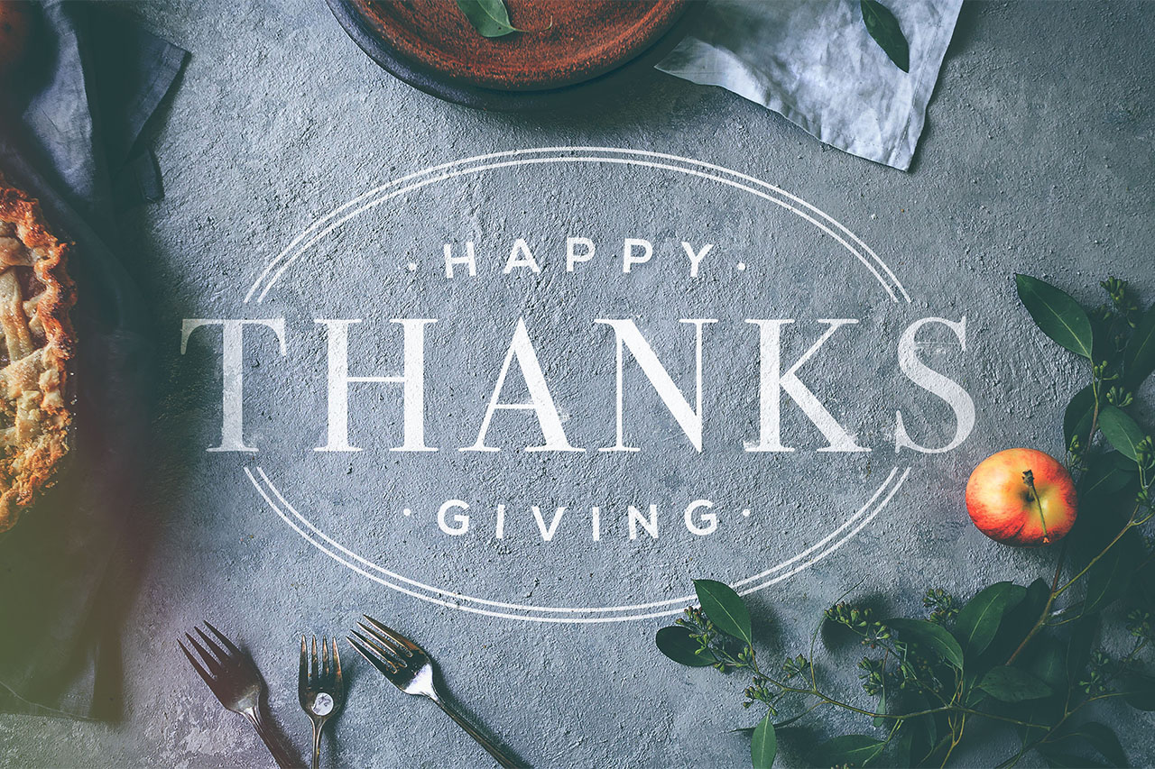 Read more about the article Family, Food, Football: So Much to be Thankful for